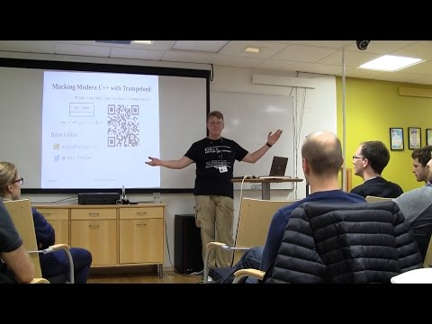Björn Fahller - Mocking Modern C++ with Trompeloeil