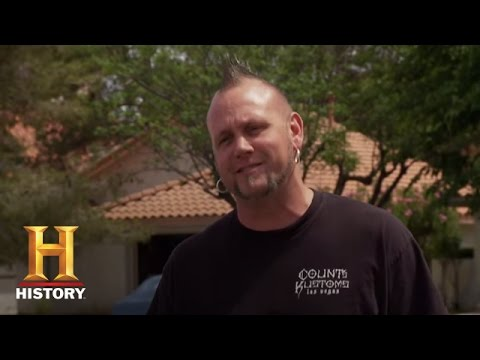 Counting Cars: Mike and Roli Find a Homemade Rat Rod (S4, E25)