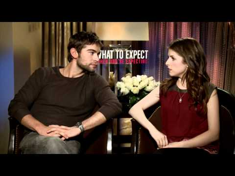 Chace Crawford and Anna Kendrick   What To Expect When You're Expecting