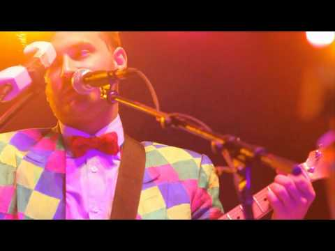 Popped! Music Festival 2011 - Mash-up with Foster the People, Elbow, Cage The Elephant +
