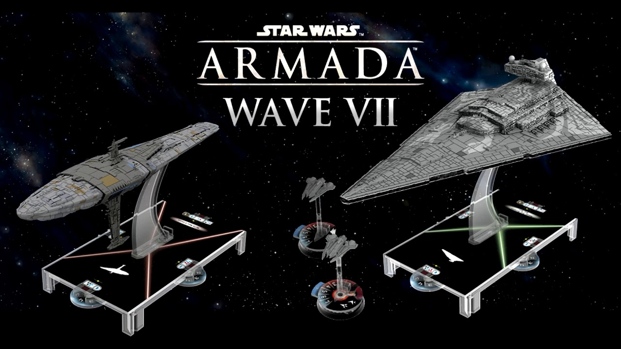 star wars armada wave 7 announcement youtube. Black Bedroom Furniture Sets. Home Design Ideas