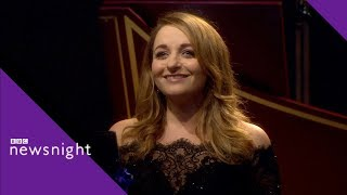 The Academy of Ancient Music perform Handel - BBC Newsnight