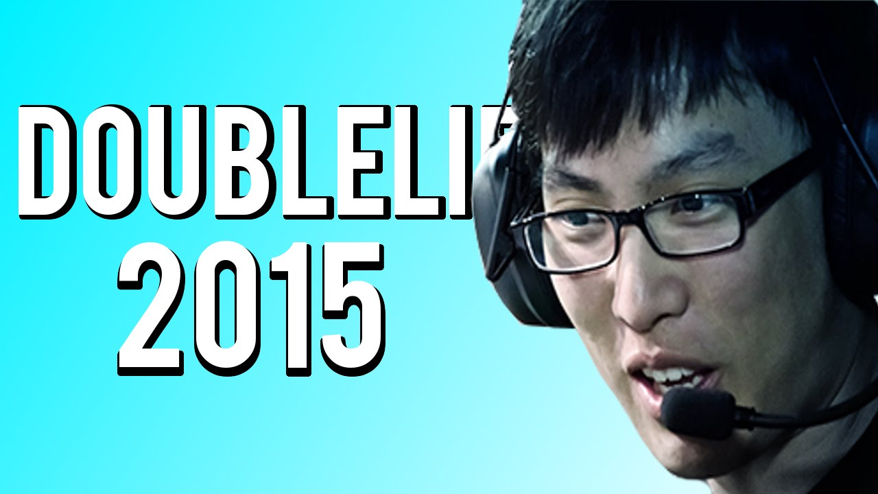 Doublelift Super Montage 2015