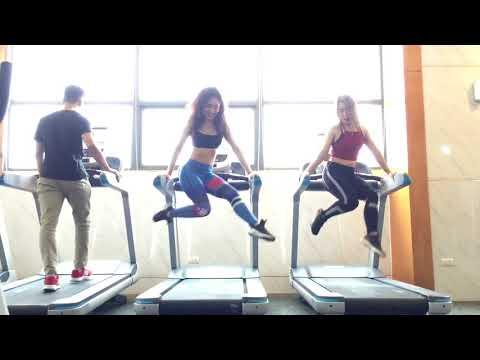 Treadmill Dance Fitness CIRCUS (TraPuma-Juldory-Kei)