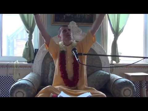 Бхагавад Гита 2.14 - Вальмики прабху