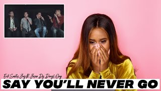 Music School Graduate Reacts to Say You'll Never Go - Erik Santos with Jay R, Jason Dy, & Daryl Ong