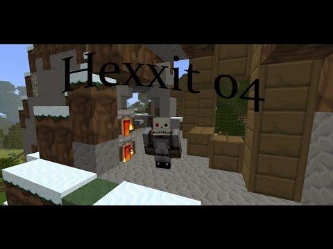 Minecraft Hexxit 04 /  Mining Tour