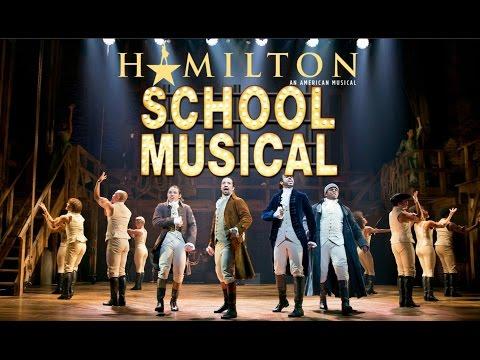 HAMILTON Crack #3 - Hamilton School Musical