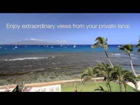 Lahaina Roads Unit #409 vacation rental on West Maui, Hawaii.
