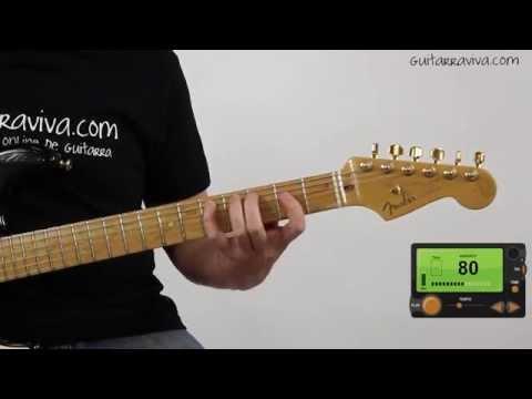 Metrónomo guitarra - Cómo se usa un metronomo guitarra