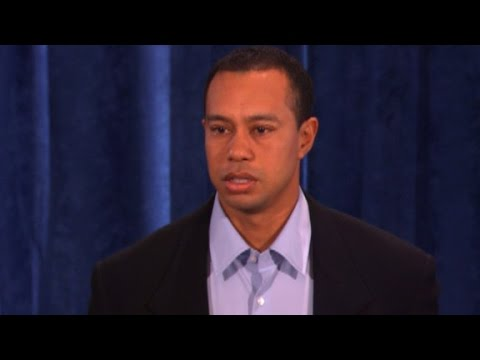 CNN: (2010) Tiger Woods apologizes