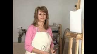 DVD - Mood & Atmosphere in Oils with Carolyn Lewis