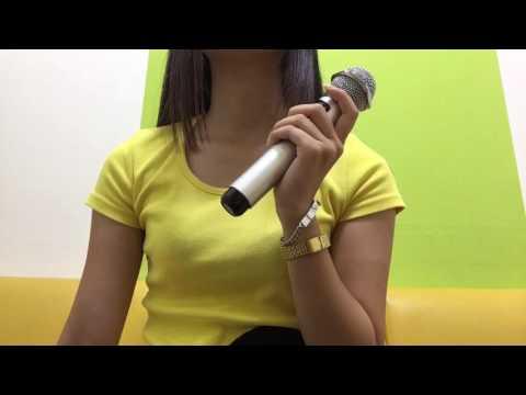 高校生が 中山美穂 JINGI・愛してもらいますを 歌ってみた カラオケ (cover)
