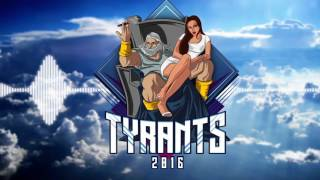 Tyrants 2016 - BEK & Wallin, DJ Loppetiss (ft. Benjamin Beats)
