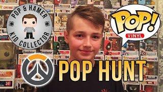 Pop Hunts ep.5| Overwatch edition