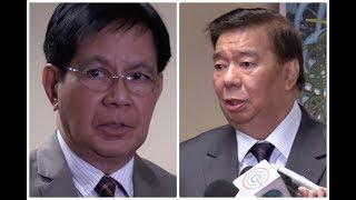 Lacson, Drilon slam MIA mayors during 'Ompong'