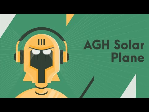 AGH Solar Plane