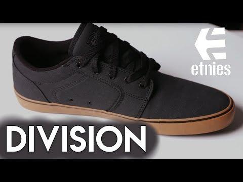 Etnies Division Skate Shoes - YouTube