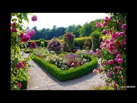 Опоры для плетистых роз и других вьющихся растений