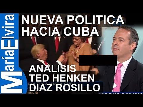 Nueva politica hacia cuba - Analisis - Ted Henken - Carlos Diaz Rosillo