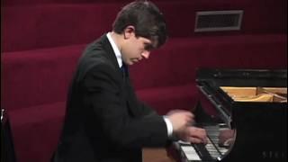 Beethoven, Sonata Op. 10, No. 3 (I. Presto)