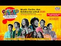 #Collabonation Trilogy Concert, Presented by IM3 Ooredoo