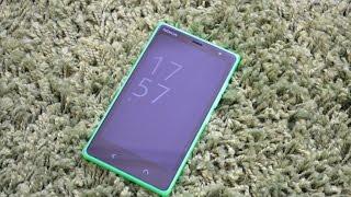 Обзор Nokia X2
