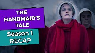 The Handmaid's Tale - Season 1 RECAP!!!