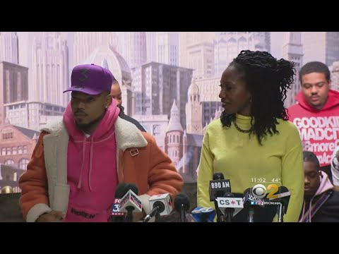 BIGVON - Chance the Rapper Holding Fundraiser for Mayoral Candidate Of Chicago!
