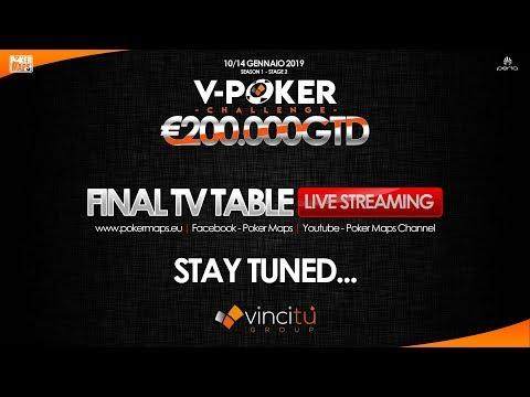 V-Poker Challenge Stop 2 Season 1 - Final Table TV 14/1/2019