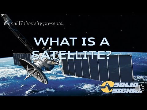 "Solid Signal asks, ""What is a satellite?"""