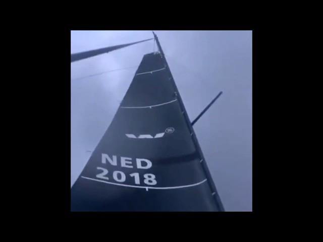 Waarschip W36 Worlds Edition Hubo @ Rolex Fastnet Race 2019 - W36 Hubo