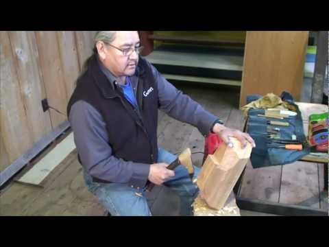 Randy Goldsmith: Coast Salish Master Carver