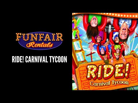 Ride! Carnival Tycoon - Mission - Be Happy (Funfair Rentals) |