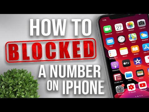 How to block your phone number Caller ID on an iPhone.