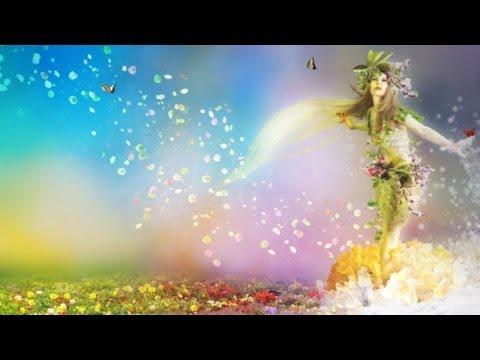 Phantasiereisen (1) - Eine Reise ins Feenland (Einschlafen, passives Ende)