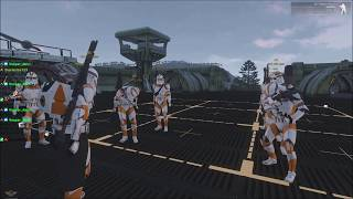 Fortify Tool Fun Ops with Clone Troopers in Arma 3