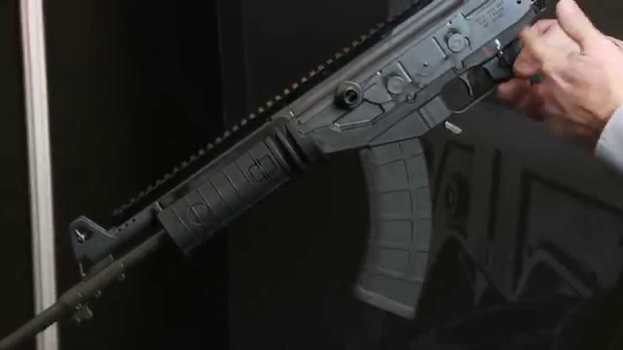 New IWI Galil ACE being recalled due to The Third Hole
