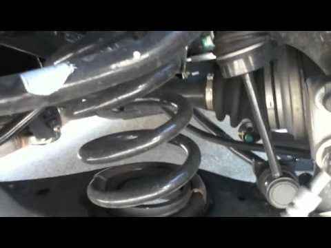 2011 Hyundai Genesis 4 6 Rear Suspension Walkaround