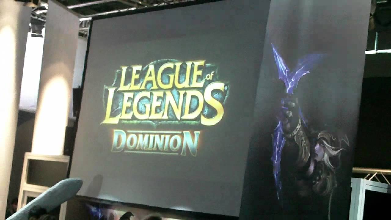 League Of Legends Gamescom
