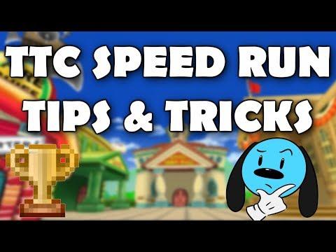 ToonTown Central Speedrun Tips (Toontown Rewritten)