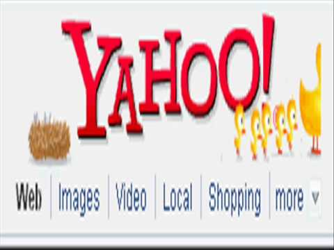 Yahoo Logo for Mother's Day...