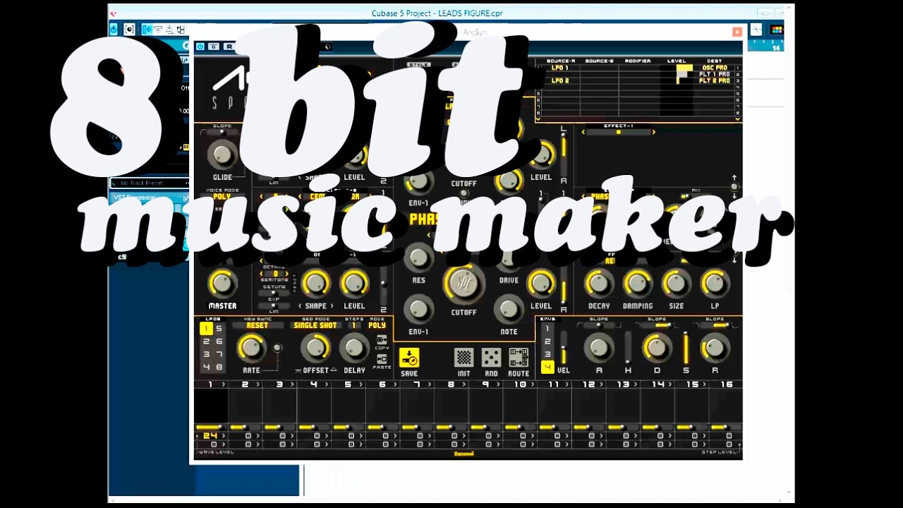 8 bit synth VST lll Best VST Synth & Plugin Review