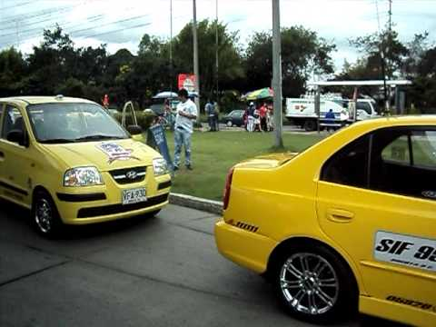 Taxis Tuning Bird Performance Youtube