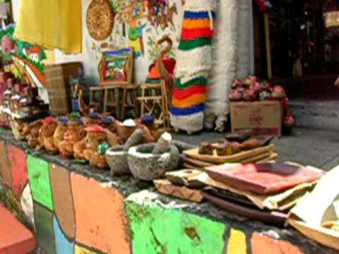 Artesians Market San Slavador, EL Salvador