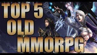 TOP5 - Лучшие старые MMORPG или куда возвращаться играть?