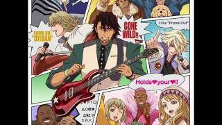 Wild Tiger's character song from Best Of Hero. Voice: Hirata Hiroak...