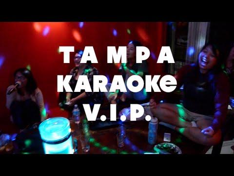 AKBFy: Tampa Karaoke VIP (vlog)