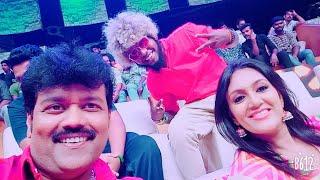 Kanchana-3 AUDIO launch Saravedi saran Actor OVIYA  Love you 😍
