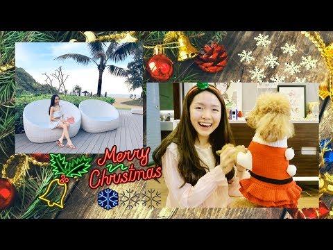 #VLOGMAS: Nghỉ mát tại Banyan Tree Lăng Cô, Noel ấm áp bên Gia Đình 🎅🏻🎄| Lindsie Pham